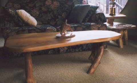 Rustic coffe table  RE jims table