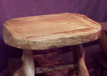 Rustic coffee table -