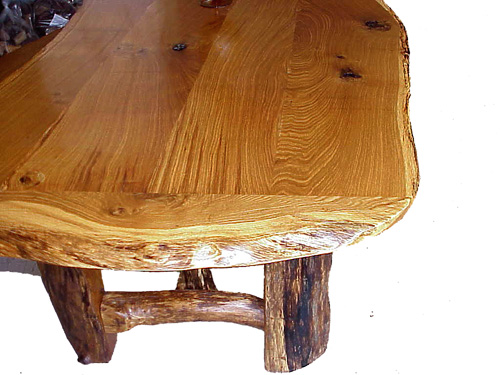 oak wooden top conference table
