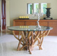 glass top tables index