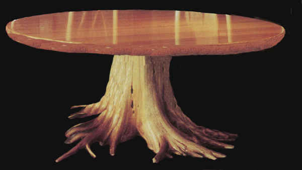 Burl Wood Table Tops